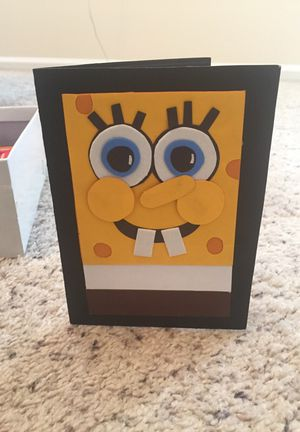 Handmade greeting card for your loved ones