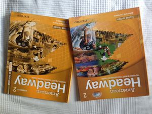 Learning English books Headway 2