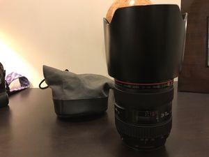 Canon L 24-70 f/2.8