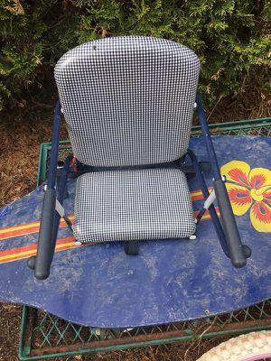 Countertop High Chair : Countertop high chair
