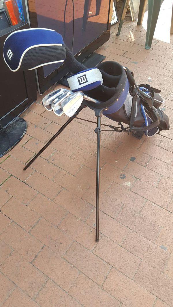 Wilson Jr. Golf Clubs