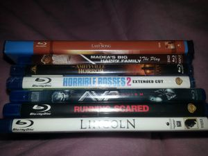 7 blu ray movies