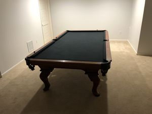 Pool Table - 9 ft