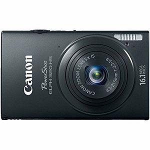 Canon Elph 320 Hs Digital Camera 16.1 Megapixels