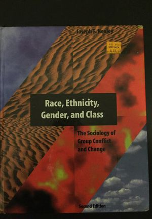 Text Book: Race, Ethnicity, Gender, and Class by Joseph Healey