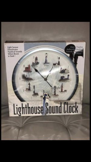 Sound Clock