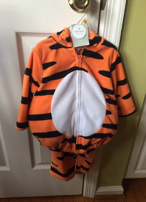 Carters 12M Tiger Costume