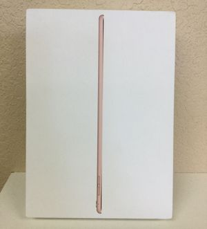 "Ipad Pro 9.7"" Rose Gold 32gb"