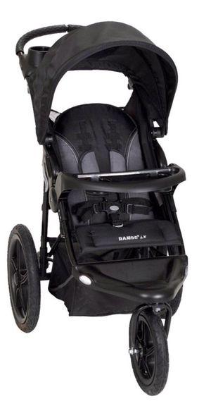 Jogging Stroller Baby Trend Range LX