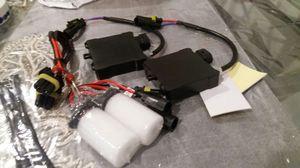 Hid xenon light conversion kit