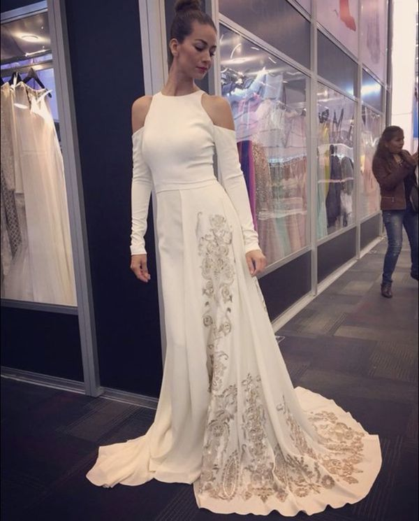 Prom Dress/ formal gown/ terrani couture gown (Clothing & Shoes) in ...