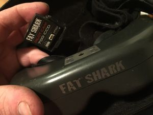 Fat shark v2 rc first person viewing goggles with fpvcam 700 pilot for can 150 for all