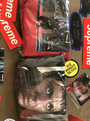 Supreme Scarface Shower and Friends Tee AUTHENTIC