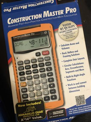 Carpenter calculator