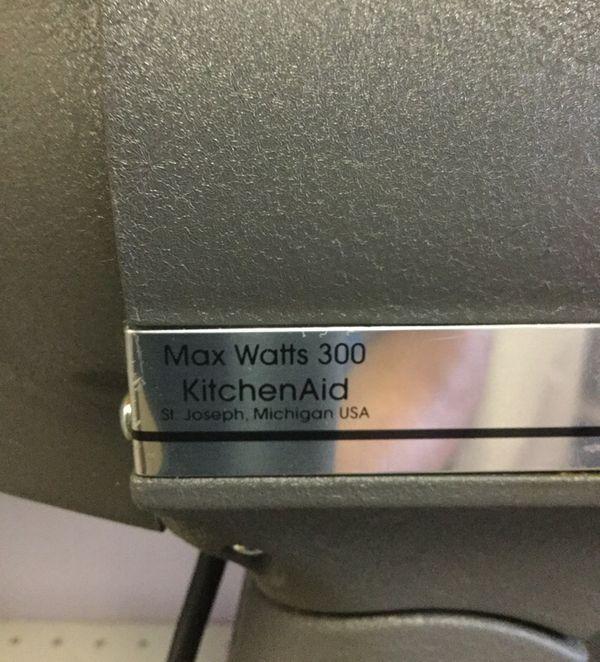 KitchenAid Ultra Power 300watts Stand Mixer