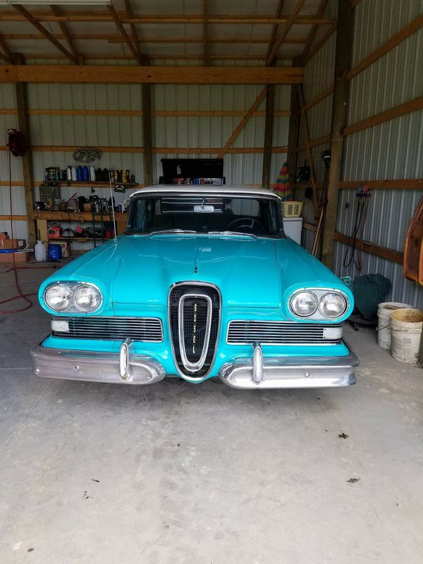 1958 FORD EDSEL CLASSIC CAR FOR TRADE (Cars & Trucks) in ...