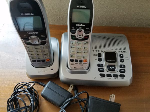 Cordless Phone (Uniden)