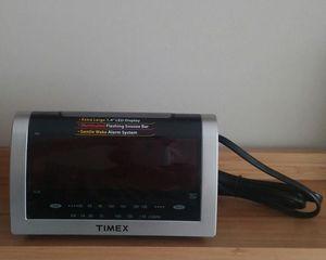 Timex Jumbo Digital Display Alarm Clock Radio