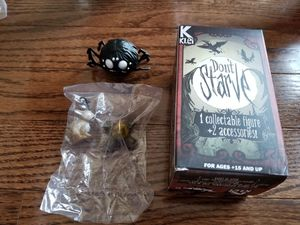 Don't Starve collectible figure: spider