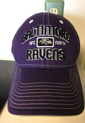Authentic Baltimore Ravens baseball cap