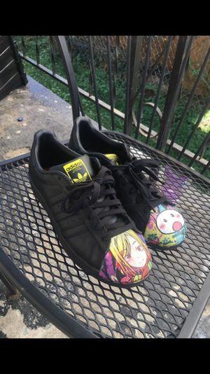RARE Pharrell Williams Adidas - Size 9.5