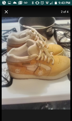 Tims size 6y