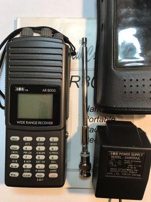 AOR AR8000 wide range receiver Sold