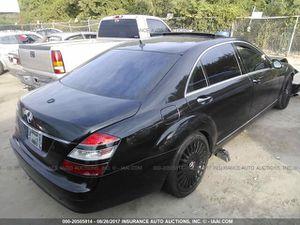 2007 Mercedes s550 $$$$$5000 dose not run