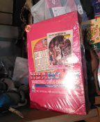 1990 boxed set NBA card set