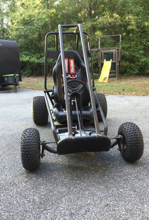 420cc Predator go-kart