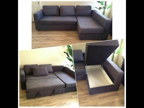 Ikea Friheten ikea friheten sleeper sectional sofa w storage furniture in