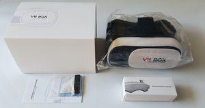 Virtual Reality Vr Games Movie Glasses