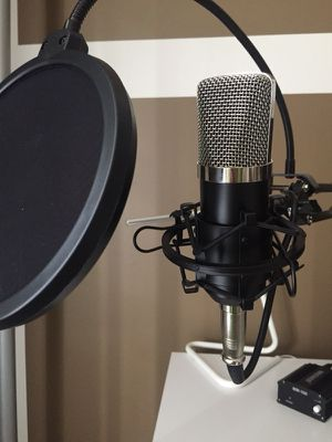 Nw-700 microphone