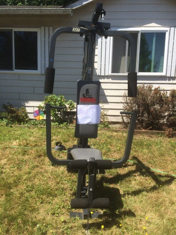 Weider home gym sports outdoors in lake stevens