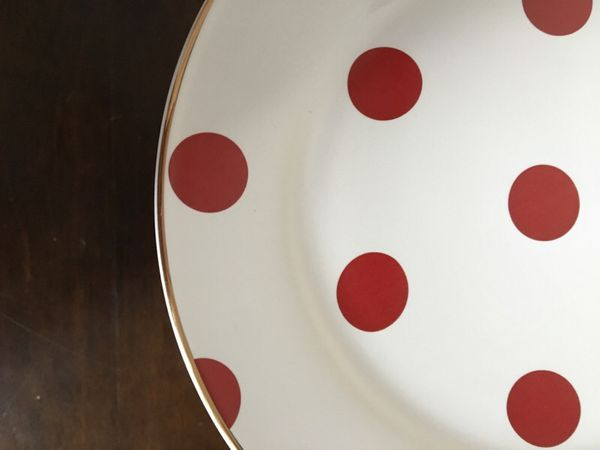 Polka Dessert Plates Household In Chicago Il Offerup