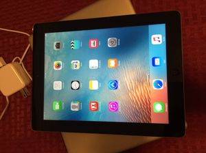 iPad 3rd generation,16 GB, excellent condition factory unlocked