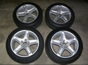 Acura Factory Tires