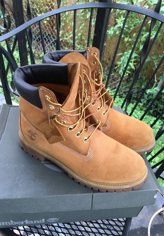 Timberland Boots - Size 9.5