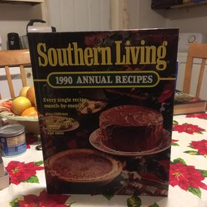 Southern Living Annual Recipes 1990