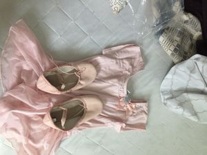 Kids ballet outifit