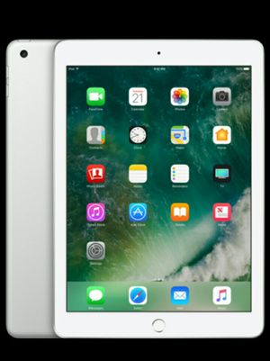 Brand NEW Apple iPad - Wi-Fi - 128 GB - Silver - 9.7""