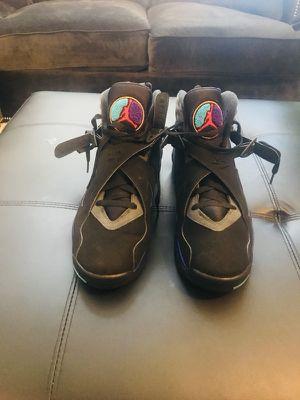 Air Jordan Aqua 8's Men's size 11