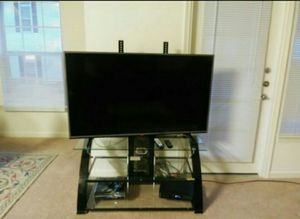 "55""LG TV & TV Stand"