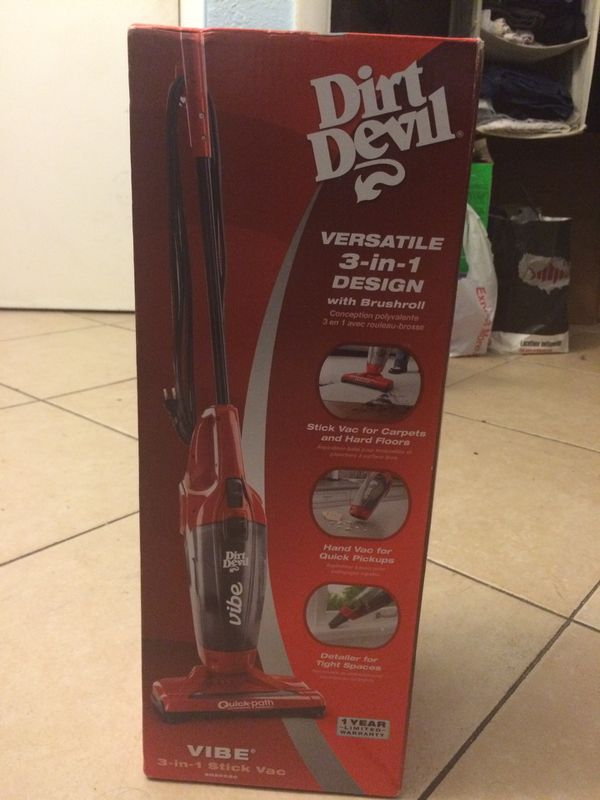 Dirt Devil Vibe 3 In 1 Vacuum Appliances In South Miami Fl