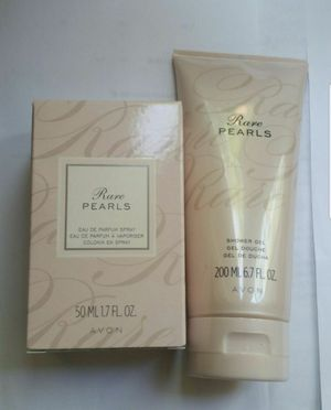 Rare pearl bundle with pouch