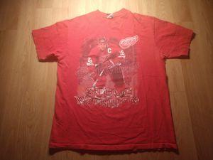 Vintage Detroit RedWings Steve Yzerman T-Shirt
