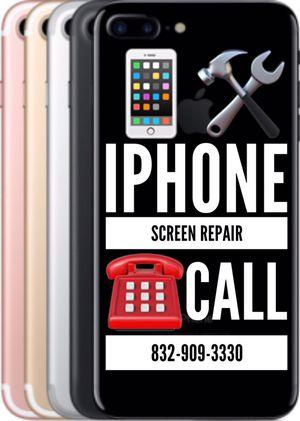 iPhone Screen Repair Special