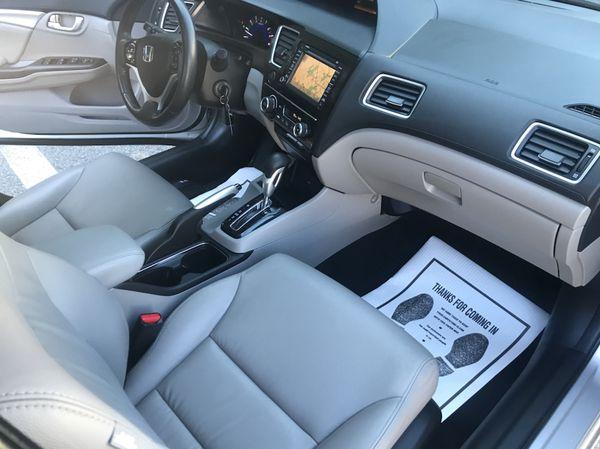 2013 Honda Civic EX-L **Inspected**We Finance**