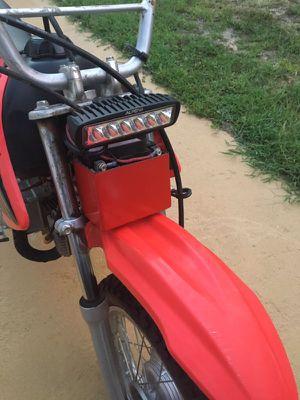 2006 CRF70 Honda Dirtbike