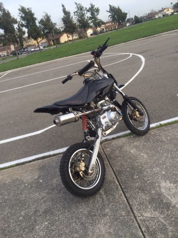 125cc Roketa Pit Bike Motorcycles In Hayward Ca Offerup